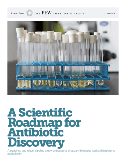 A Scientific Roadmap for Antibiotic Discovery