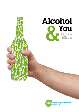 Alcohol Facts and Effects