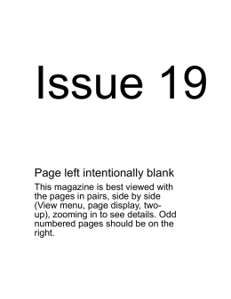 Page left intentionally blank