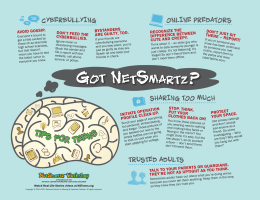 Got NetSmartz? Tips for Teens