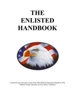 the enlisted handbook