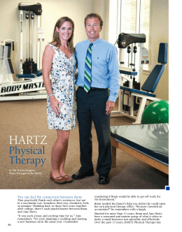 Hartz Physical Therapy