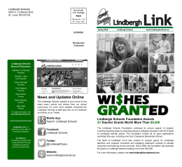GRANTED - Lindbergh Schools
