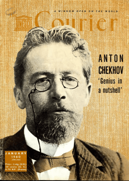 anton chekov in morality in fiction Anton chekhov's life and thought: selected letters and commentary translated by simon karlinsky, michael henry heim, northwestern university press, 1997.