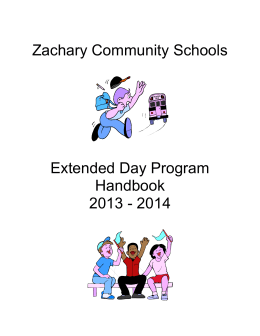 Zachary Community Schools