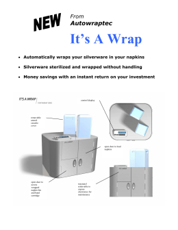 Autowraptec It`s A Wrap
