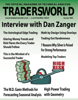 Interview with Dan Zanger