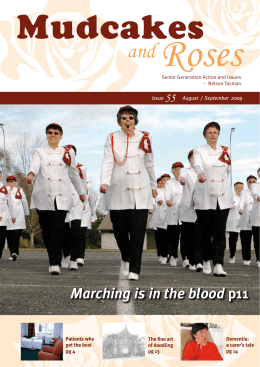 Marching is in the blood p11