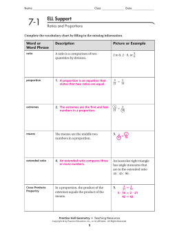 Ch. 7 Worksheet Solutions