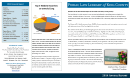 Best for Web Viewing - Public Law Library of King County