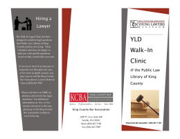 Brochure - YLD Walk in Clinic (05.13.13)