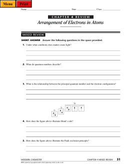 Chapter 5 Review Worksheet - Stjohns