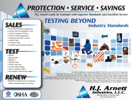 protection • service • savings