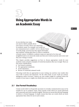 a report to an academy and babe philosophy essay Writing a philosophical essay general guidelines 1 you want to start your paper off with a clear statement of the question at hand without even seeing the essay, we know where the author is going and how he is getting there your reader will appreciate similar clarity.