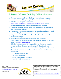 7 Ways to Celebrate Earth Day in Your Classroom