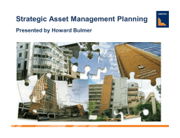 Howard Bulmer Asset Management.ppt [Compatibility Mode]