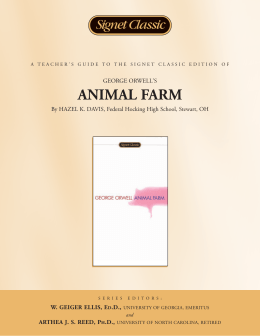 Animal Farm TG