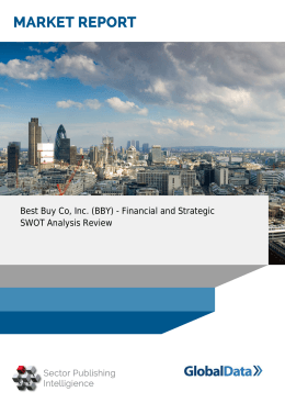 Best Buy Co, Inc. (BBY) - Financial and Strategic SWOT Analysis