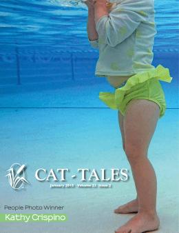 cat - tales - St James POA