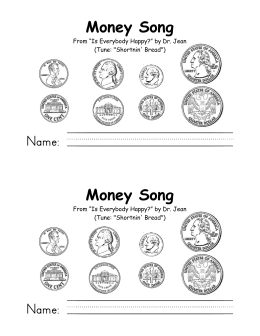Money Song (Student`s)