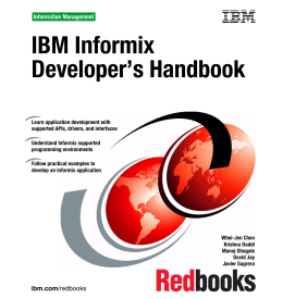 IBM Informix Developer`s Handbook