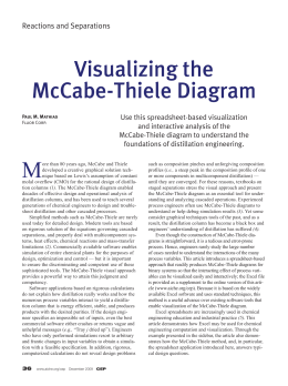 Visualizing the McCabe