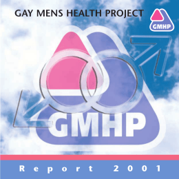 GMHP Annual Report - Health Service Executive