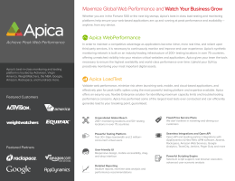 Maximize Global Web Performance and Watch Your