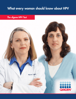 PDF - The HPV Test
