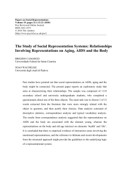 The Study of Social Representation Systems