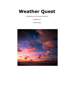 Weather Quest