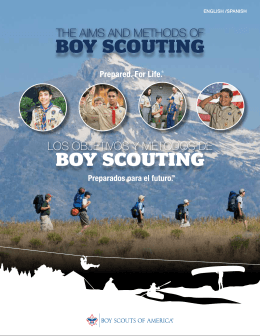Descargar - Boy Scouts of America