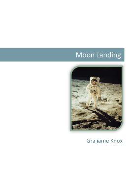 the complete Moon Landing - Insight
