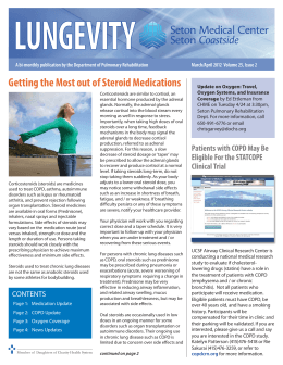 lungevity - Pulmonary Education and Research Foundation