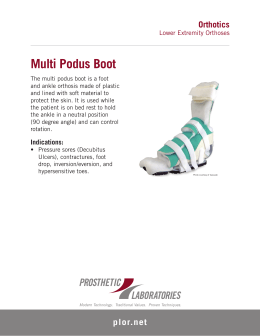 Multi Podus Boot