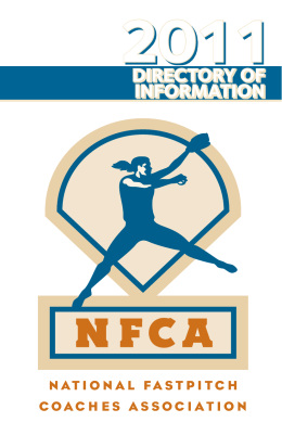 directory of information - National Fastpitch Coaches Association