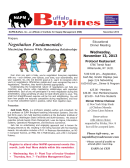 13 Nov NAPM Buffalo Buylines_Layout 1 - ISM