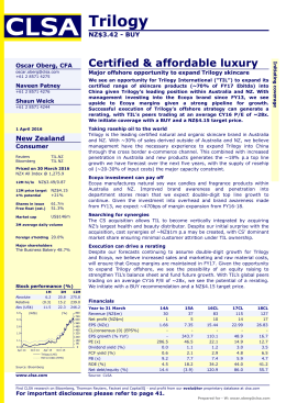 clsa analyst report