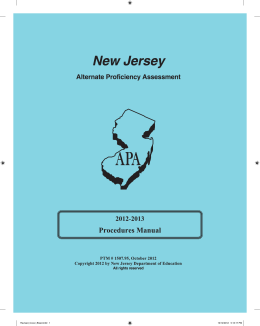 APA - ServicePoint - Questar Assessment