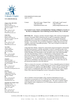 the Document - American Immigration Lawyers Association