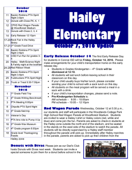 Hailey Elementary - Hailey Home Page