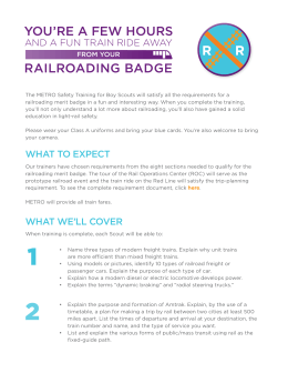 YOU`RE A FEW HOURS RAILROADING BADGE