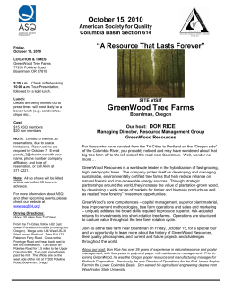 GreenWood Tree Farms