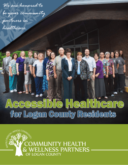 Accessible Healthcare - Community Health and Wellness Partners