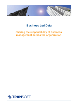 Business Led Data WP_May12