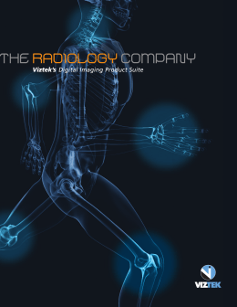 THE RADiOLOGY COMPANY