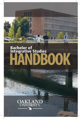 Bachelor of Integrative Studies