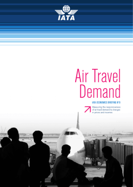 Air Travel Demand