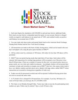 dokdo essay stock market game