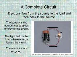 A Complete Circuit